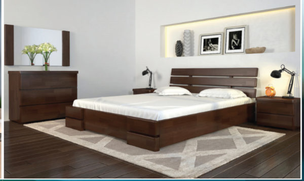 ліжко Далі люкс