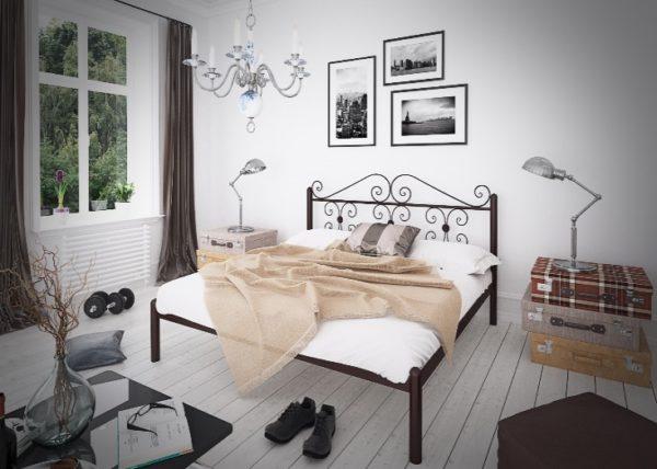 фото ліжко Бегонія
